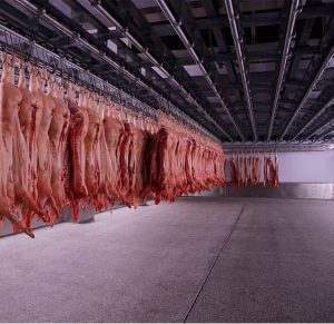 Industrial Meat Hanging Coldrooms