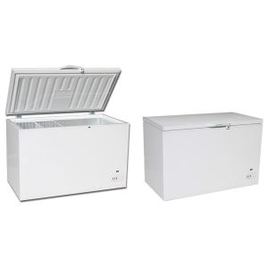 White Lid Chest Freezers
